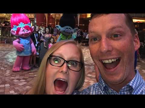 Oasis of the Seas 2018 Vlog Royal Caribbean Cruise June 3rd