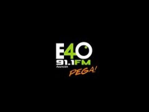 ESTACION 40.   FM 91 1 -  ASUNCION   (PARAGUAY)