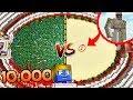 10.000 ZUMBIS VS 1 GOLEM | ARENA MINECRAFT