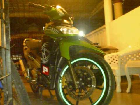Modenas Xcite Kawasaki Kaze Zx 130 Youtube