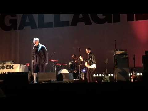 Liam Gallagher Live Forever Live in Shenzhen 0812