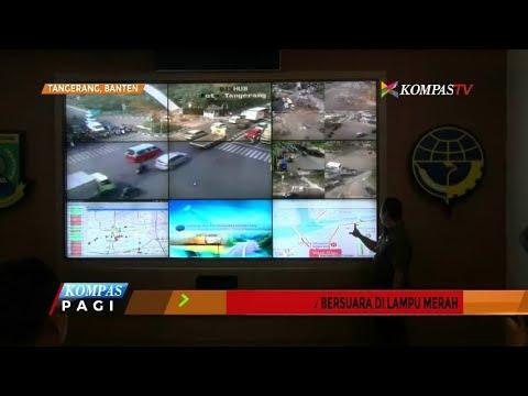 Pemkot Tangerang Terapkan CCTV Bersuara di Lampu Merah Mp3