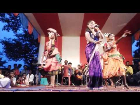 jhumar sangeet  stage programs at Dulmidih  ichagarh,  seraikella kharswan