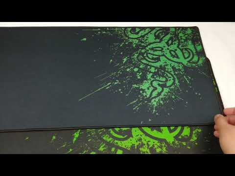 FAKE 'Razer' GOLIATHUS Mouse Mat Comparison Against The Real Deal!