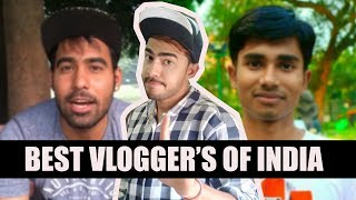 Best Vloggerand39s Of India Ft.gauravzone Andamp Become Youtuber  Samrat Bhai