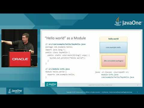 Modular Development with JDK 9