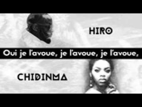 Hiro ft Chidinma - ton pied mon pied (parole)