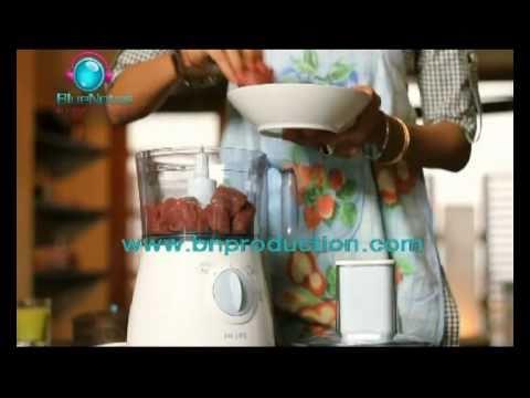 Philips Food Processor Testimonial Tvc Youtube