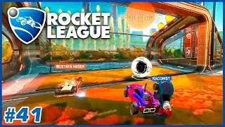 Doğal Gelişim I Rocket League Türkçe Multiplayer I 41. Bölüm
