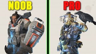 How to go from NOOB to PRO in Apex Legends!