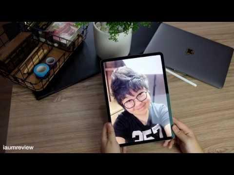 รีวิว iPad Pro 2018 แบบจัดเต็ม | EP5 | กล้องและอื่นๆ - วันที่ 12 Nov 2018