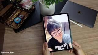 รีวิว iPad Pro 2018 แบบจัดเต็ม   EP5   กล้องและอื่นๆ