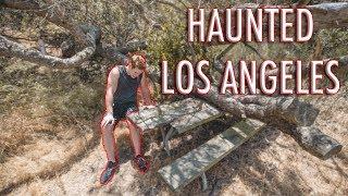 LA's Infamous Haunted Location!