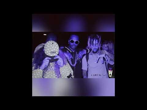 Juicy J - Freaky ft. A$AP Rocky & $uicideboy$ (Chopped & Screwed by DJ SLOWED PURP)