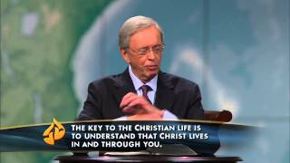 The Key to the Christian Life - Dr. Charles Stanley