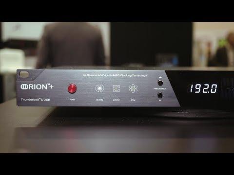 Antelope Audio - Orion 32+ - NAMM 2019