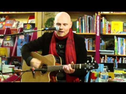 Billy Corgan (Smashing Pumpkins) In The Arms of Sleep