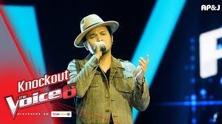 ปอ - กลัวความสูง - Knock Out - The Voice Thailand 6 - 14 Jan 2018