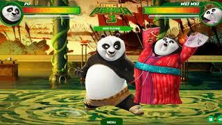 Kung Fu Panda 3 - The Furious Fight (Кунг-фу Панда 3: Яростный бой)