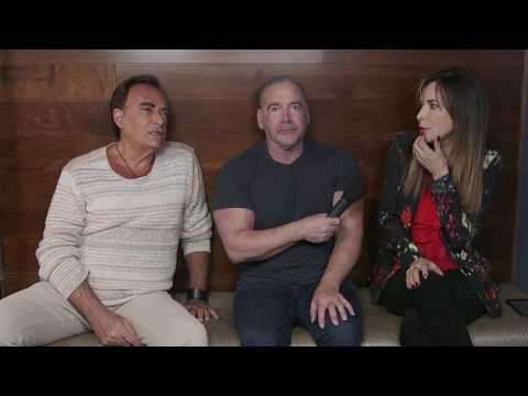 Lauren Koslow and Thaao Penghlis  Day of Days 2017 Days of our Lives