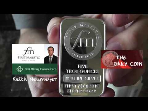 Silver: The Metal That Operates Our World - Keith Neumeyer
