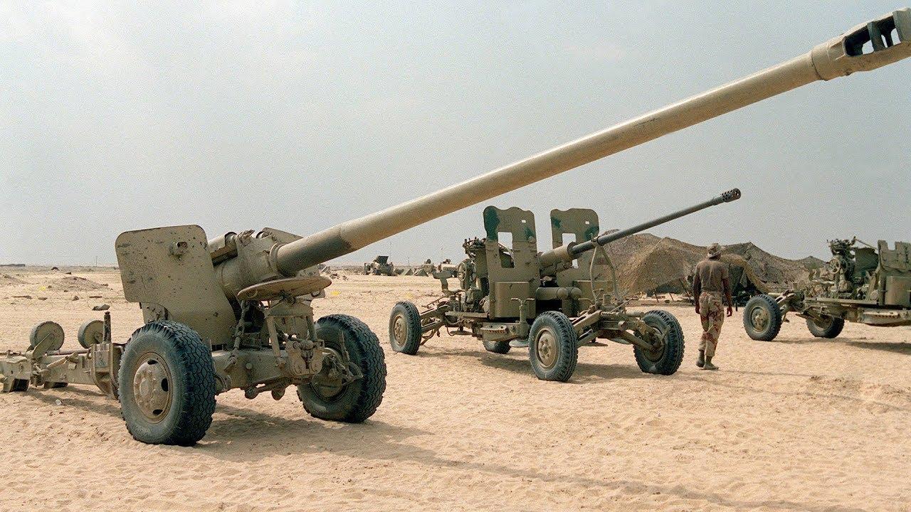 世界上最nb的武器_世界上最大的炮,重量超過60噸,威力堪比覈武器 - YouTube