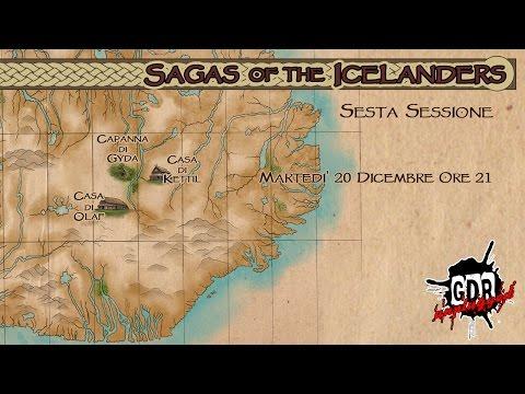 Sagas of the Icelanders - Sesta puntata
