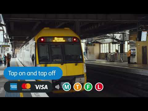 Get The Same Fare And Travel Benefits Of An Adult Opal Card With Contactless Payments