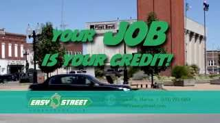 Your Job Is Your Credit at Easy Street Acceptance