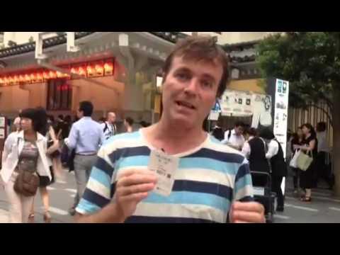 Small secret of Tokyo: Kabuki Theatre