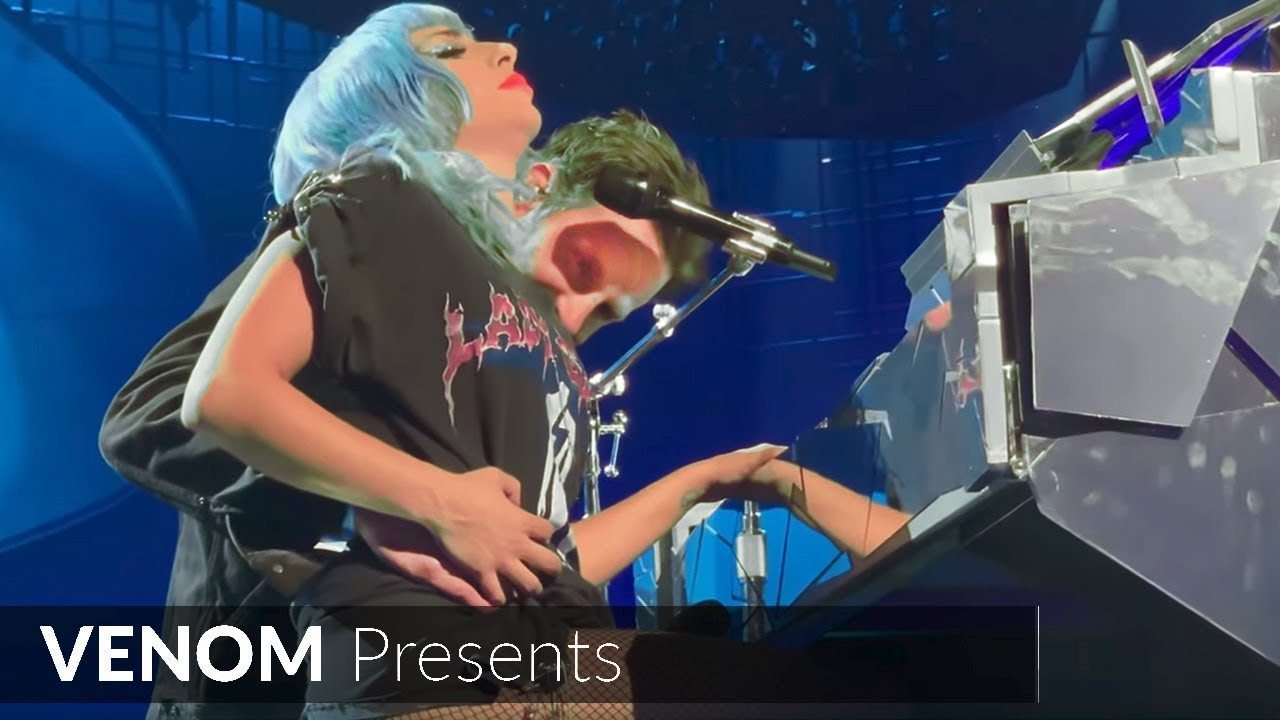 Lady Gaga, Bradley Cooper - Shallow Live (Director's Cut) (at ENIGMA) image