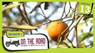 On The Road / Hai Maidan Tai Maidan - SE-1 - Ep-13 - Nangarhar Province - Part-2