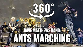 """""""Ants Marching"""" by Dave Matthews Band featuring Preservation Hall Jazz Band in 360/VR"""