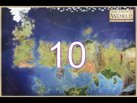 10 интересных фактов о Мире Песни Льда и Пламени ( Игра Престолов )