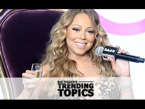 "Mariah Carey's New Docu-Series ""Mariah's World"" + Nicki Minaj's New Mobile Game: The Big Tigger Show"