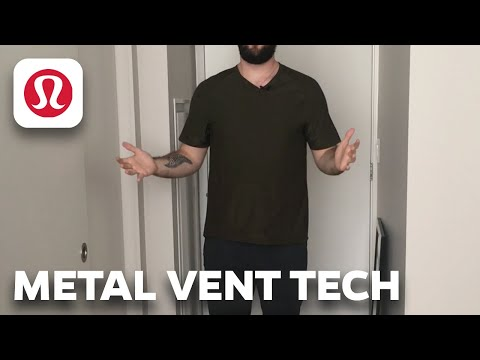 lululemon-metal-vent-tech-men's-short-sleeve-/try-on