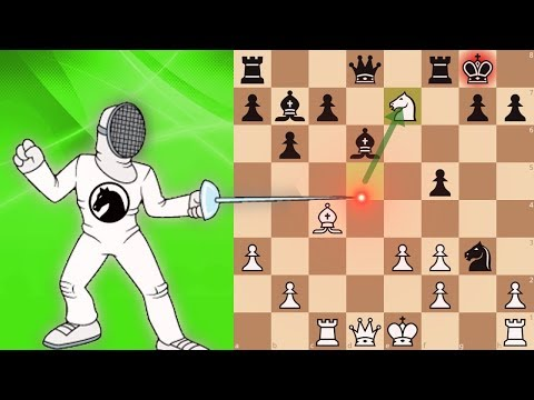 Beginner to Chess Master #26 - Basic Checkmate Patterns 3 of 3