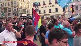 Wahlkampfauftakt der CDU-Sachsen und Marco Wanderwitz holt Angela M...