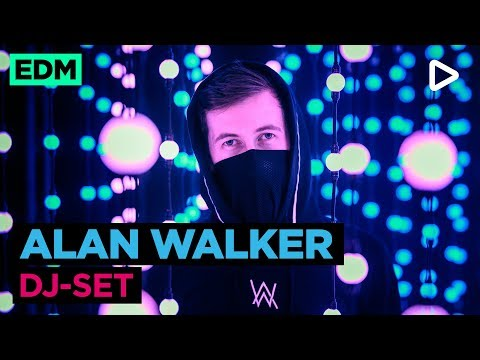 Alan Walker (DJ-set) | SLAM! MixMarathon XXL @ ADE 2018