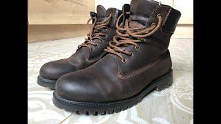 Обзор и опыт эксплуатации зимних мужских ботинок Ralf Ringer Aspen