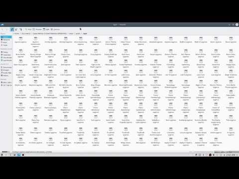 Decrypting RPG Maker MV Games (.rpgmvo, .rpgmvm, .rpgmvp)