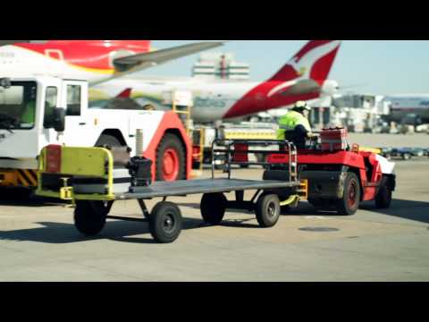 Qantas Ground Operations (Ramp) Behind the Scenes - A Short Film