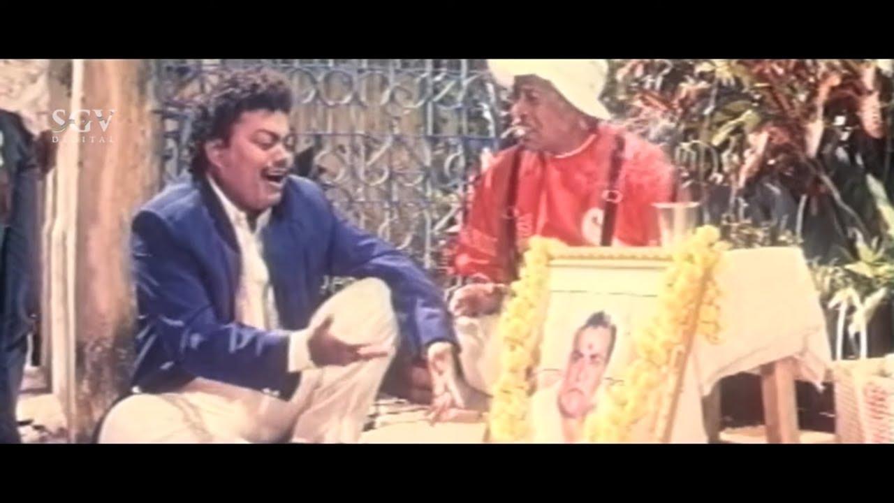 Ganga Yamuna Kannada Movie Back To Back Comedy Scenes   Shivarajkumar, Doddanna, Sadhu Kokila