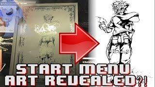 Kingdom Hearts 3 - Start Menu Art REVEALED?!