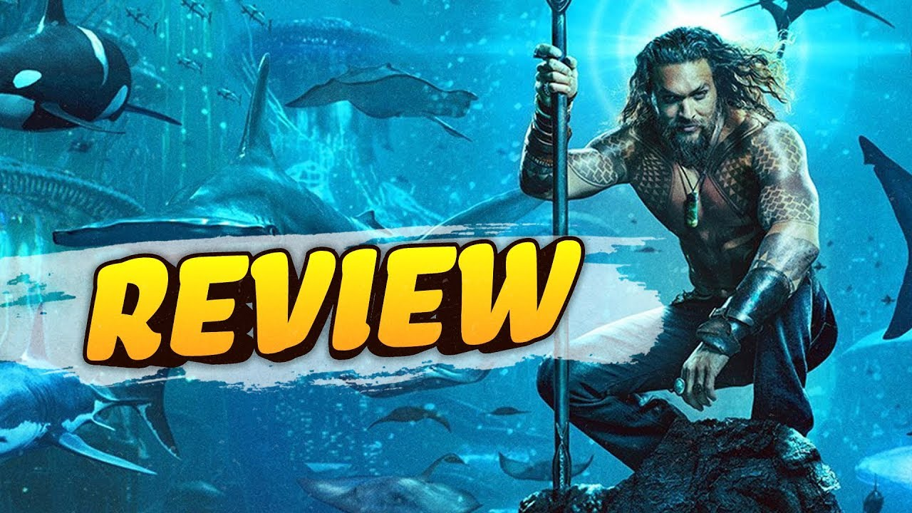 Aquaman Review Youtube