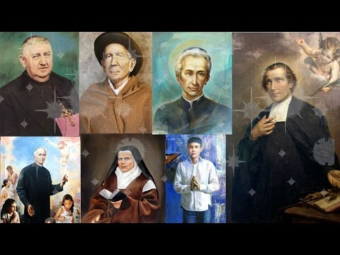 Seven new Saints canonized by Pope Francis  HD