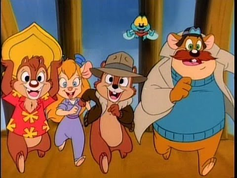 chip and dale rescue rangers full episodes in english