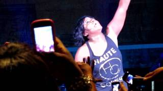 "FANTASIA - ""PURPLE RAIN"" - PARADISE THEATER - NYC - 2-26-11"
