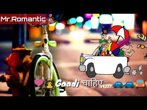 Paidal Chal Raha Hoon || Mr And Mrs Khiladi || WhatsApp Status 30 Second Video || Hart Touch Song ||