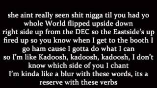 B.o.B Beast Mode Lyrics